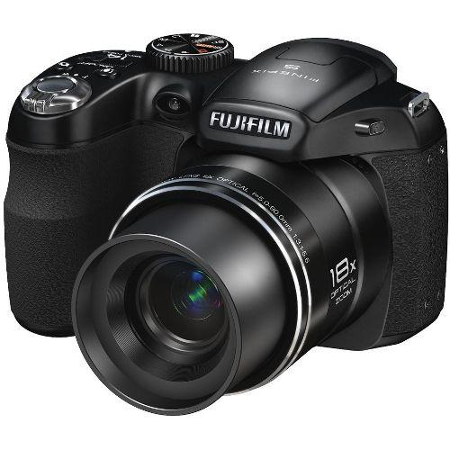 Fuji Finepix S2980 Digital Camera - 14.1MP - 18x Optical Zoom - Refurbished | Cameras and Camcorders | Visions Electronics