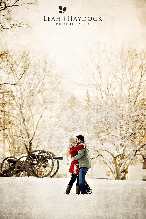 winter e-photo - great colors