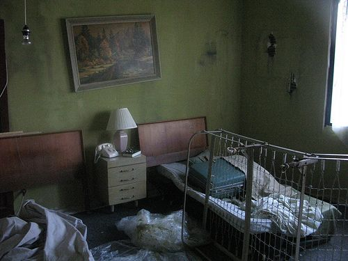 Abandoned Motel Room Google Search