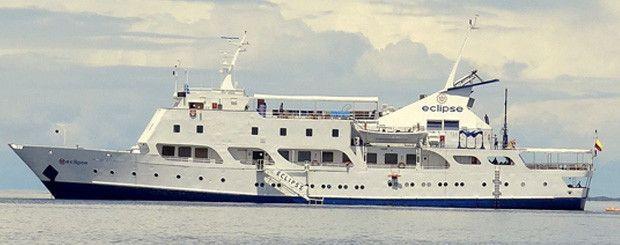 Eclipse Galapagos cruise