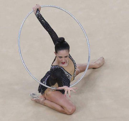 Neta Rivkin (Israel) - the three-time Olympian, Israel's most successful rhythmic gymnast so far - retired at the age of 25.