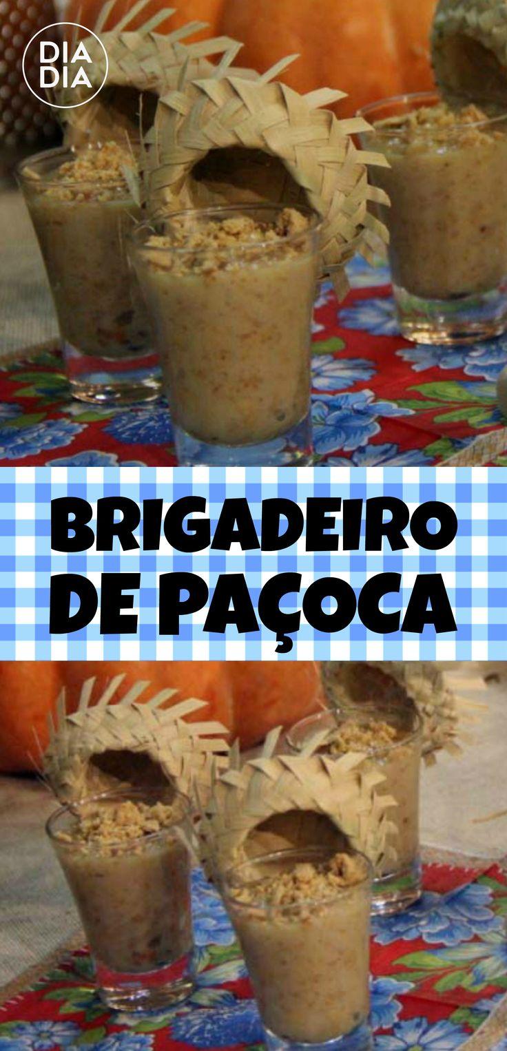 Brigadeiro de Paçoca