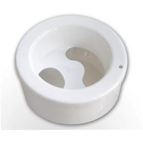 Μπολ Μανικιούρ 8145021 Μπολ μανικιούρ ιδανικό για spa μανικιούρ και για την ενυδάτωση των επονυχίων.Τιμή €2.00