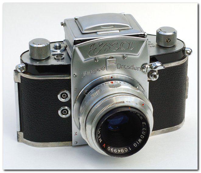 Monday Camera #10: Exakta - Dieselpunks