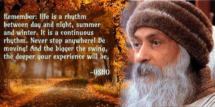 Frumoasa verde: OSHO - un maestru spiritual care te ajută să devii...
