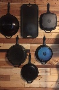 How To Hang Cast Iron Cookware