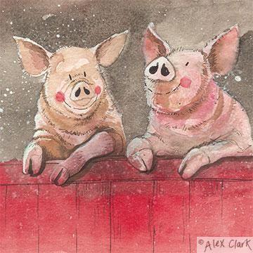 'Telling Porkies' by Alex Clark (E017)