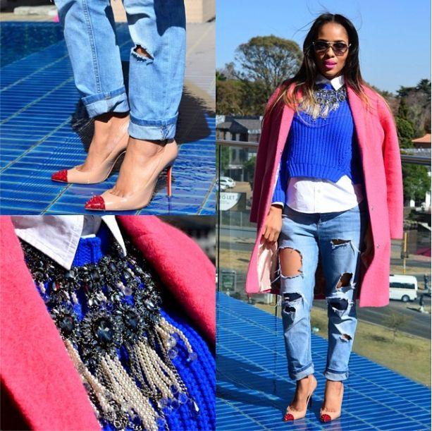 Lokal: Fashion Friday: Kefilwe Mabote