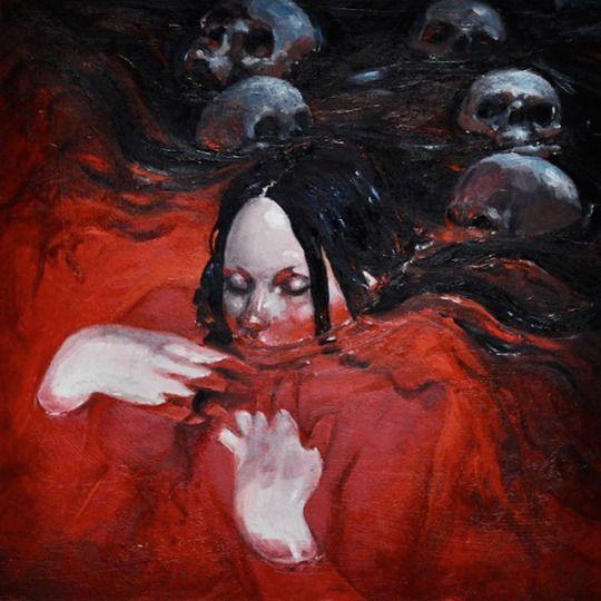 Elizabeth Bathory by Joshua Parkinson