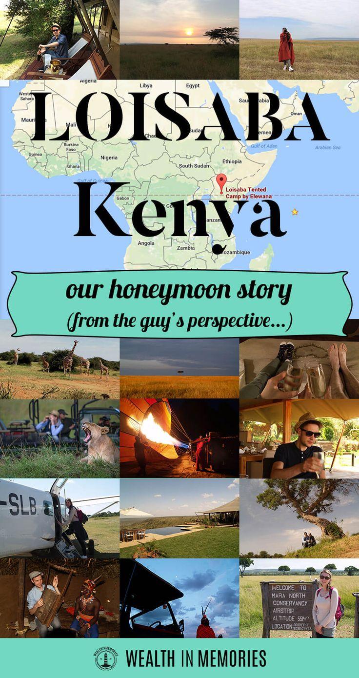 Honeymooned Part 1 Loisaba Kenya 16