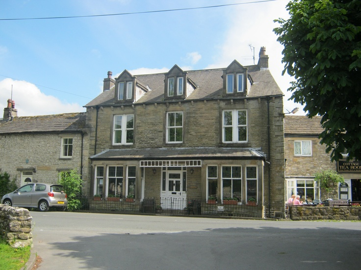 The Dale House, Kettlewell in the Yorkshire Dales. Stayed there with 16 friends in 2006. Wonderful cottage to let and the best scones available at the Tea House next door.