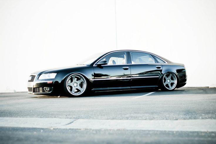 Audi a8l on rotiform nues range rover pinterest for Garage ad moissy cramayel