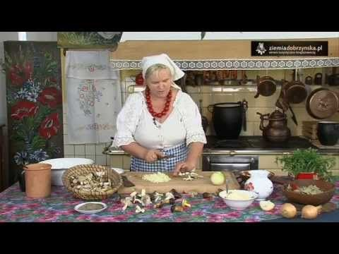 Kurczak Z Grzybami Youtube Potrawy Ziemi Dobrzynskiej In 2019