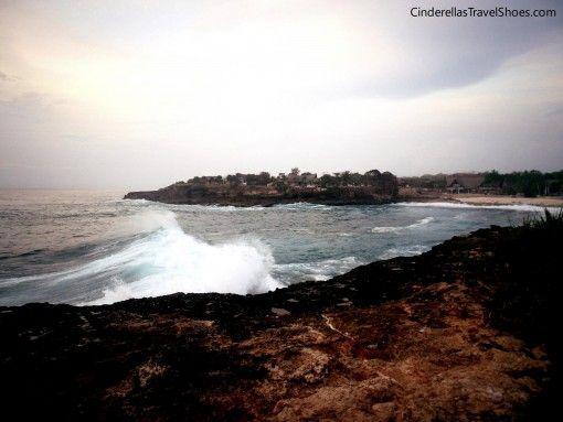 Watching waves in Dream Beach