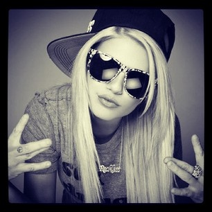 Chanel West Coast - best honkey female rapper ever...