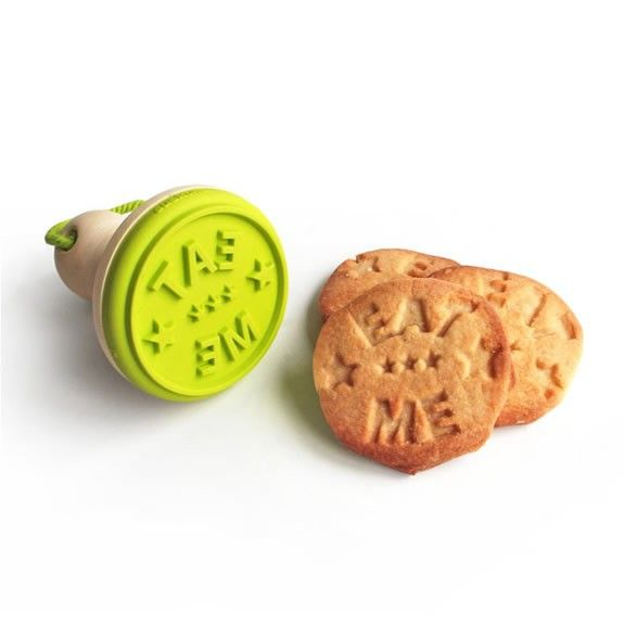 Cookie Stamp Eat Me - Fred Aldous