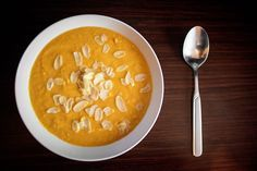 Zupa - krem ze słodkich ziemniaków - healthy plan by ann