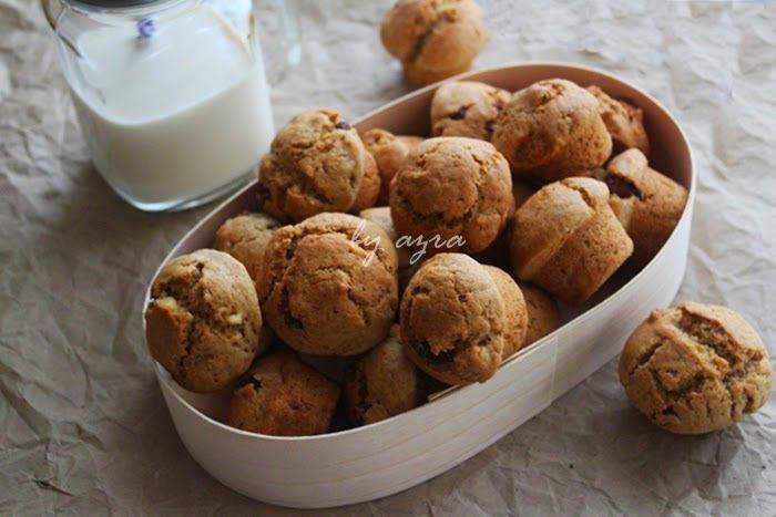 by azra: İncirli kurabiye...