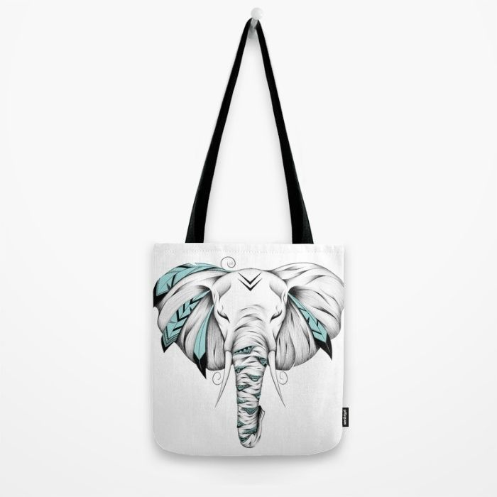 VIDA Tote Bag - mysteries of intuition by VIDA oYxgh