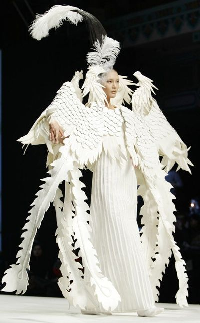 Pinterest the world s catalog of ideas for Xuming haute couture