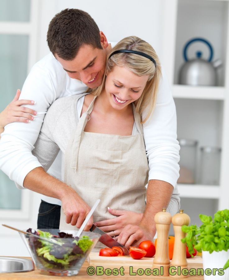 Married couples and household chores