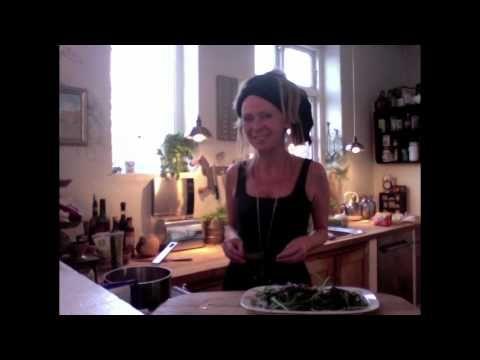 Tang er rig på smag og naturligt jod - www.netspiren.dk - YouTube