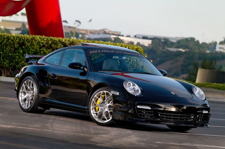 All sizes | Porsche 997 Turbo P40S Brush Tinted 19 | Flickr - Photo Sharing!
