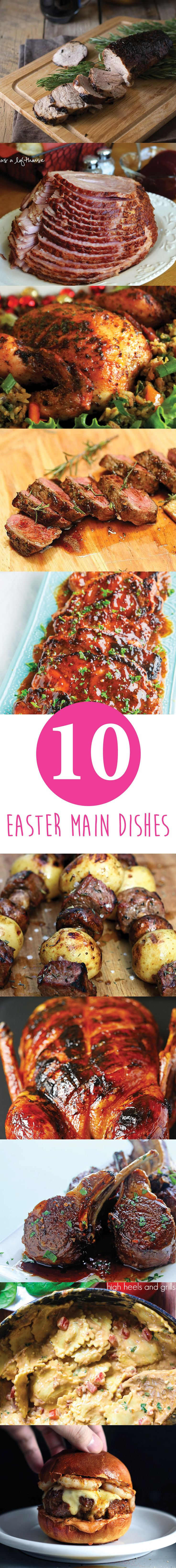 10 Easter Main Dishes | All Kinds of Yumm