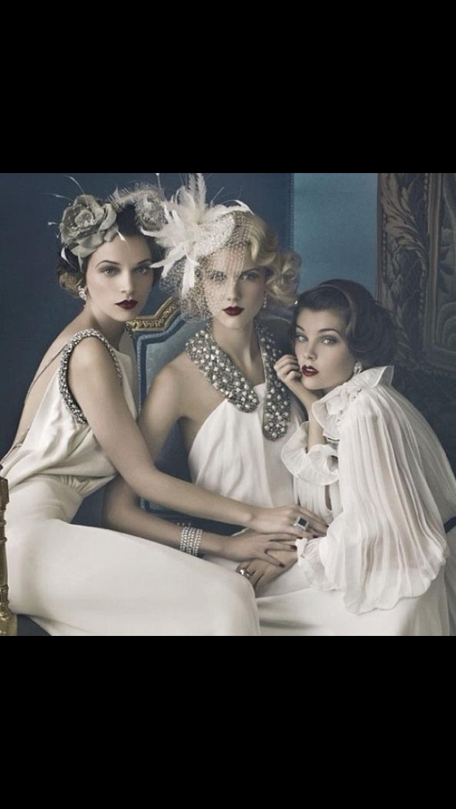 Channel Daisy Buchanan With These Gatsby Inspired Hairstyles 1920 年代
