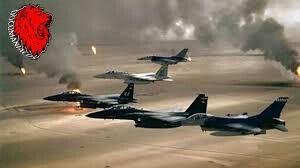 Avions sobrevolant el camp