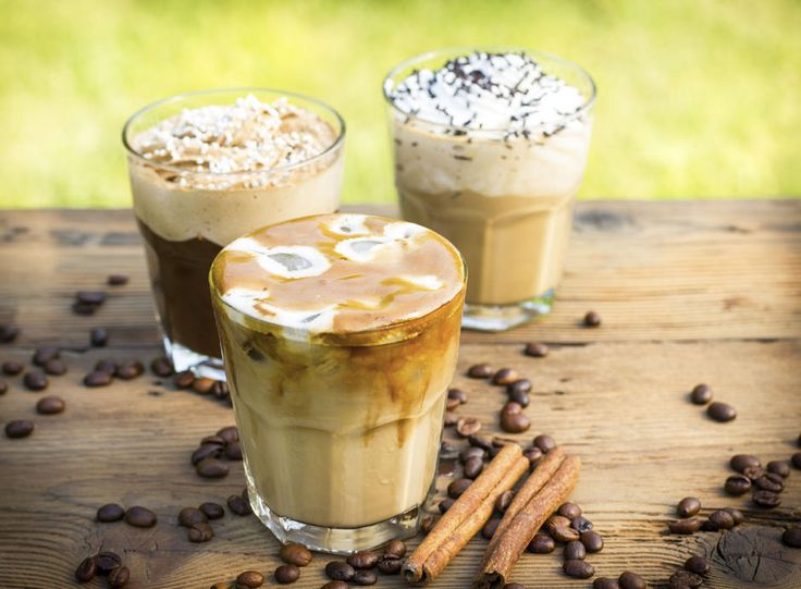 Vijf koffiedrankjes voor elke gelegenheid