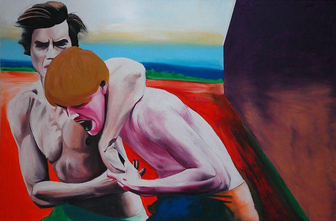 Colours/Színek oil on canvas/ olaj, vászon 100x150