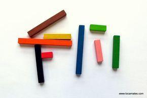 Me falta una regleta | Tocamates - matemáticas y creatividad