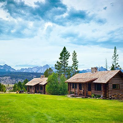 42 best cabin getaways fireplaces rocky mountains and for White rock mountain cabins