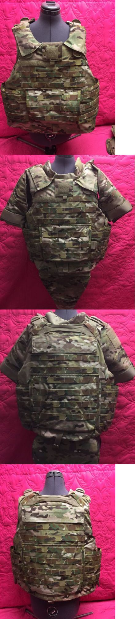 Chest Rigs and Tactical Vests 177891: Multicam Gen Iii Tactical Rav Plate Carrier Carter Industries Medium Regular -> BUY IT NOW ONLY: $299.99 on eBay!