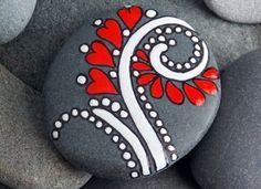 Bemalte Steine – Ihre Zeit für kreative Beschäftigungen – Archzine.net – Maike Monsees