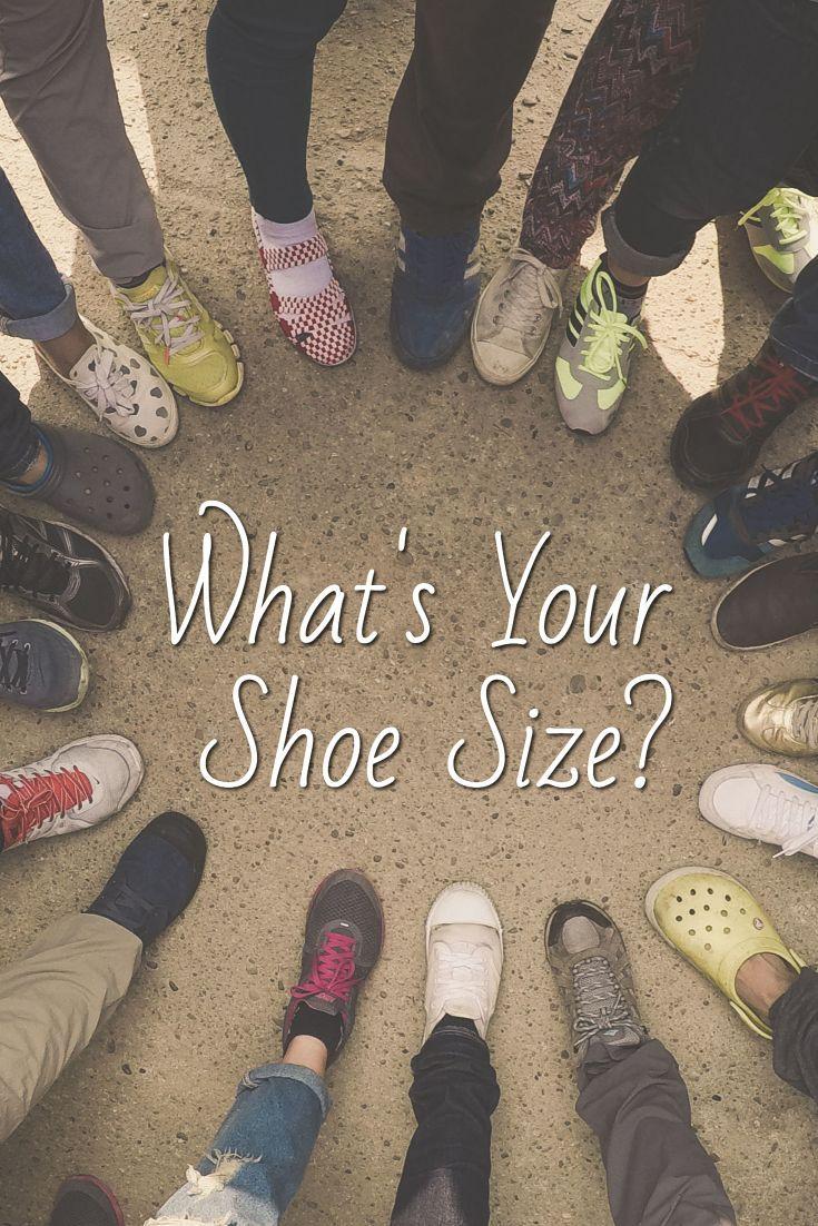 Best 25 shoe size conversion ideas on pinterest shoe chart whats your shoe size how to convert your shoe measurements nvjuhfo Image collections