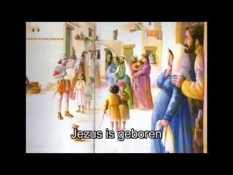 Kerstliedje voor kleuters: Jezus is geboren