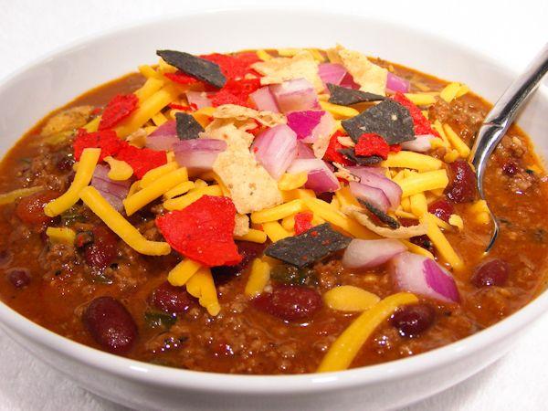Top Secret Recipes   Red Robin Reds Homemade Chili Chili Recipe