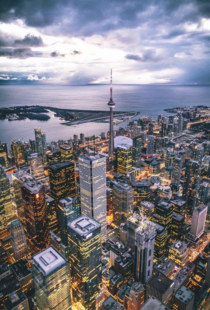 Toronto is a beautiful city.