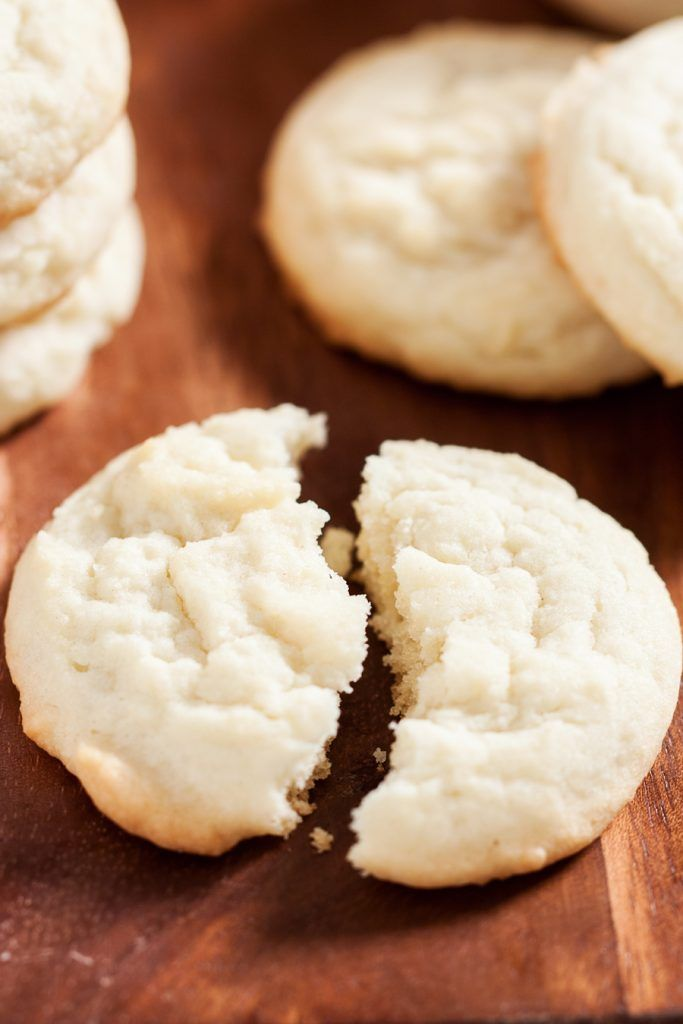 Amish Sugar Cookies - I Am Homesteader