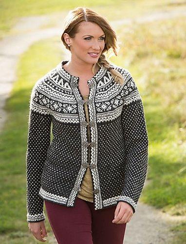 Ravelry: 1416-15 Ingridkofta pattern by Berit Ramsland - free pattern