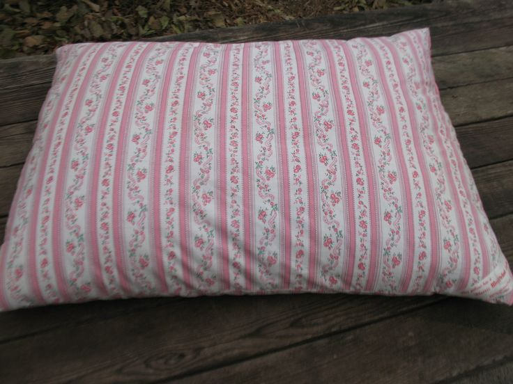 Harris BluPrint vintage feather pillow | Lil & Big Girl ...