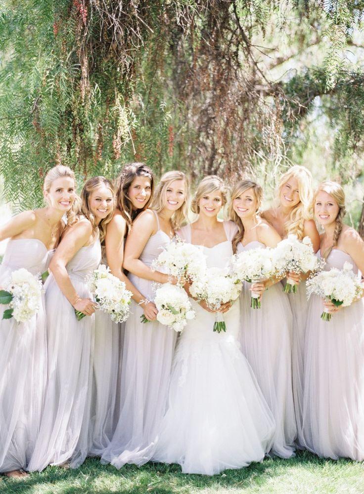 lavender bridesmaids dresses | Photography: Coco Tran - cocotran.com