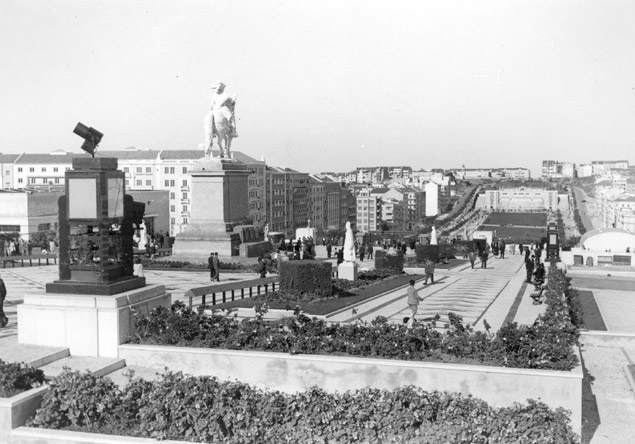 Alameda Dom Afonso Henriques - 1950