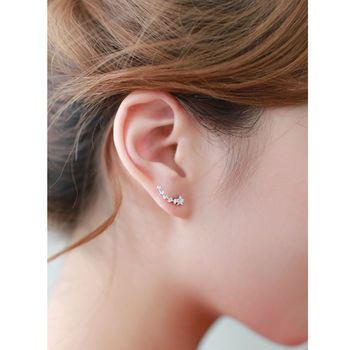 Shooting Star Stud Earrings - love!