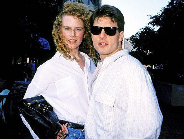 Nicole Kidman and Tom Cruise's Hollywood Romance: 1990