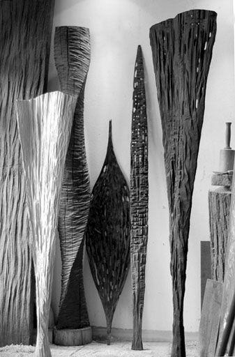 1159 best Holz Skulptur images on Pinterest Abstract sculpture - designer holzmobel skulptur