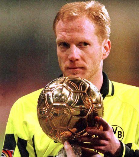 Matthias Sammer Balón de Oro 1996