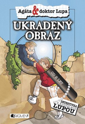 Ukradený obraz   www.fragment.cz